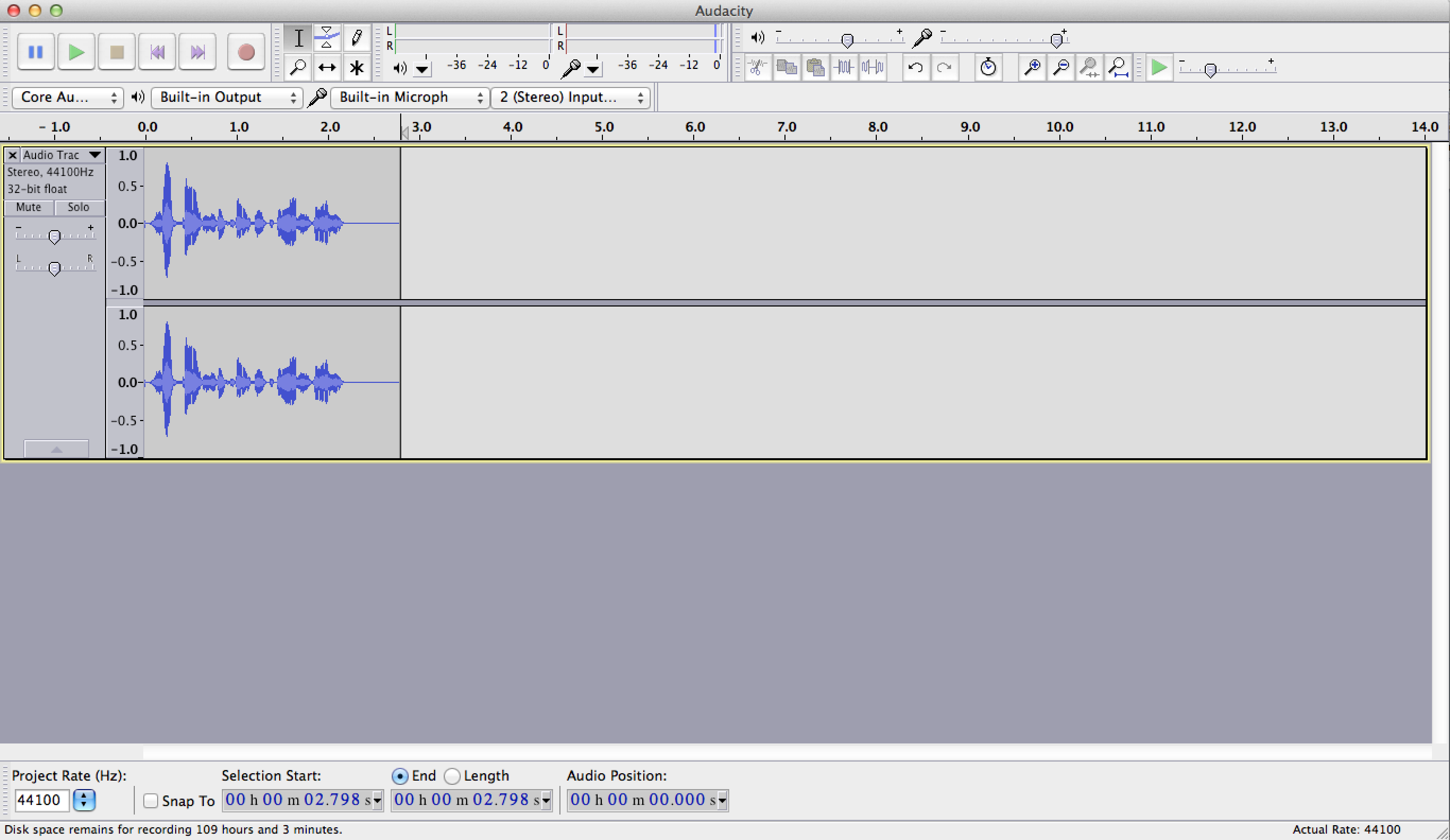 How to Create a Robot Voice in Audacity | ComposeDigital: The